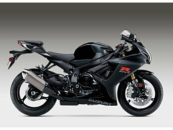 2016 Suzuki GSX-R750 for sale 200437040