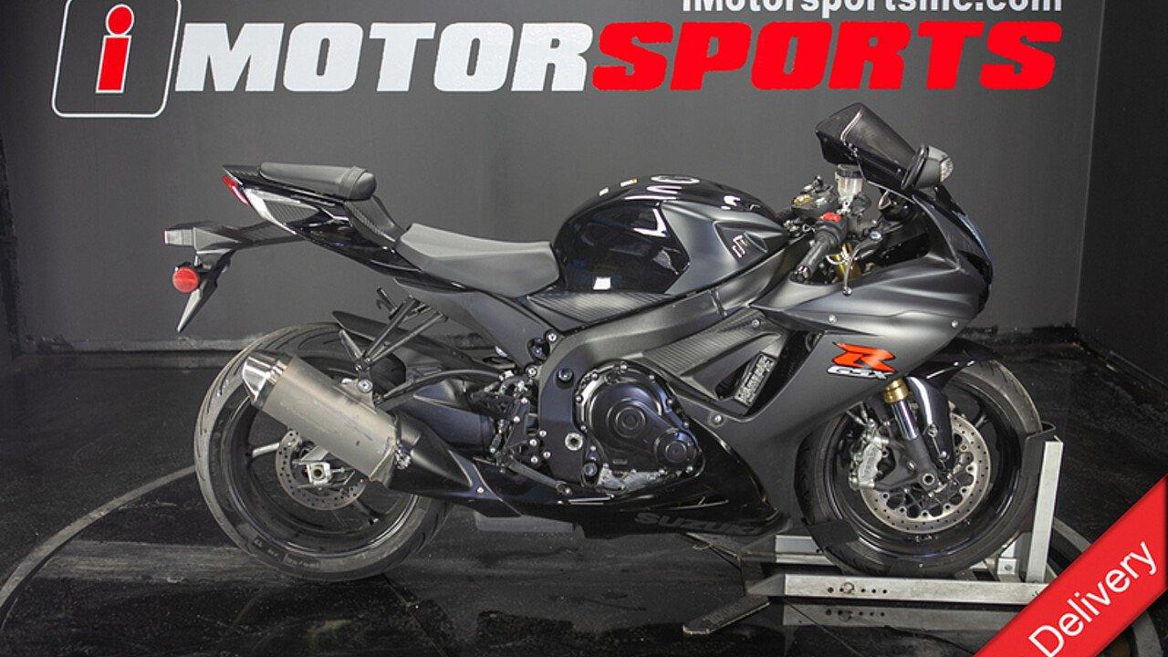 2016 Suzuki GSX-R750 for sale 200599007