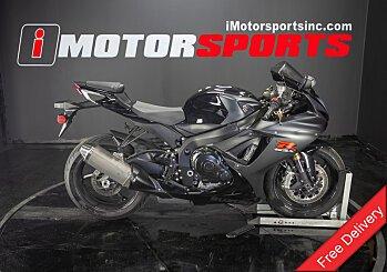 2016 Suzuki GSX-R750 for sale 200599078