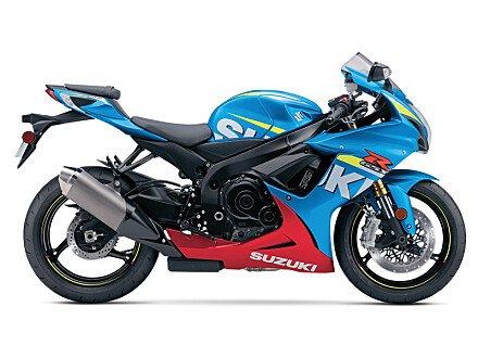 2016 Suzuki GSX-R750 for sale 200435819