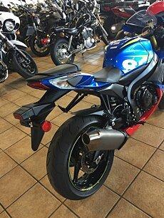 2016 Suzuki GSX-R750 for sale 200470273