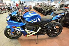 2016 Suzuki GSX-R750 for sale 200617239