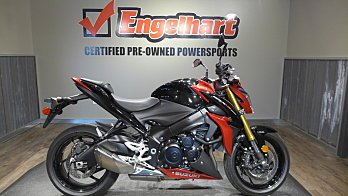 2016 Suzuki GSX-S1000 ABS for sale 200552617