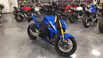 2016 Suzuki GSX-S1000 for sale 200402529