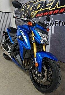 2016 Suzuki GSX-S1000 for sale 200570213