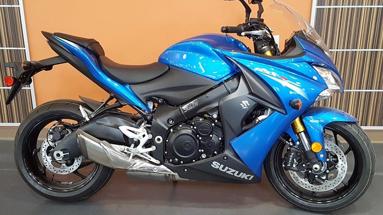 2016 Suzuki GSX-S1000F for sale 200371873