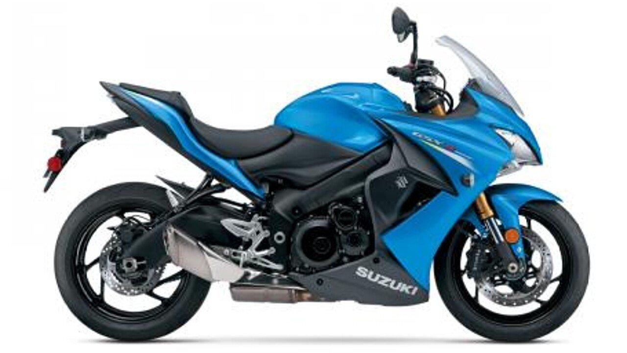 2016 Suzuki GSX-S1000F for sale 200525849