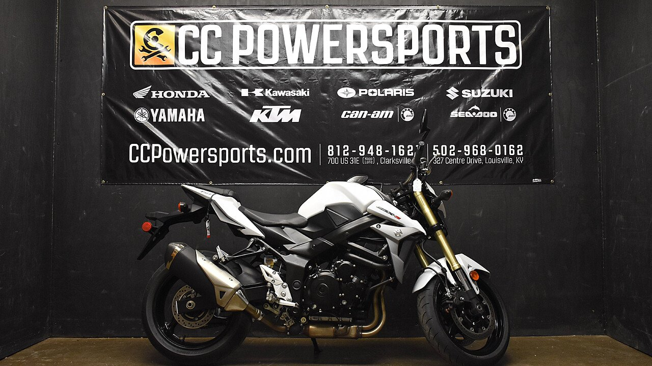 2016 Suzuki GSX-S750 for sale 200439523