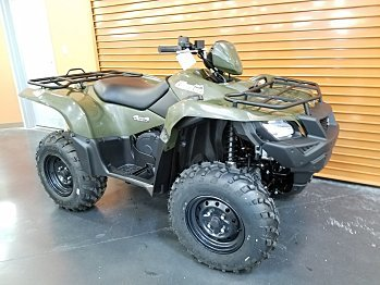 2016 Suzuki KingQuad 400 for sale 200355384