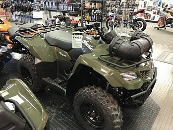 2016 Suzuki KingQuad 400 for sale 200486018