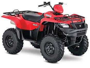 2016 Suzuki KingQuad 500 for sale 200331069