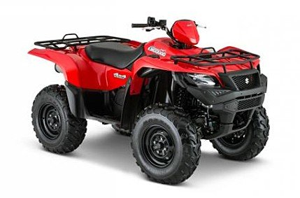 2016 Suzuki KingQuad 500 for sale 200338447