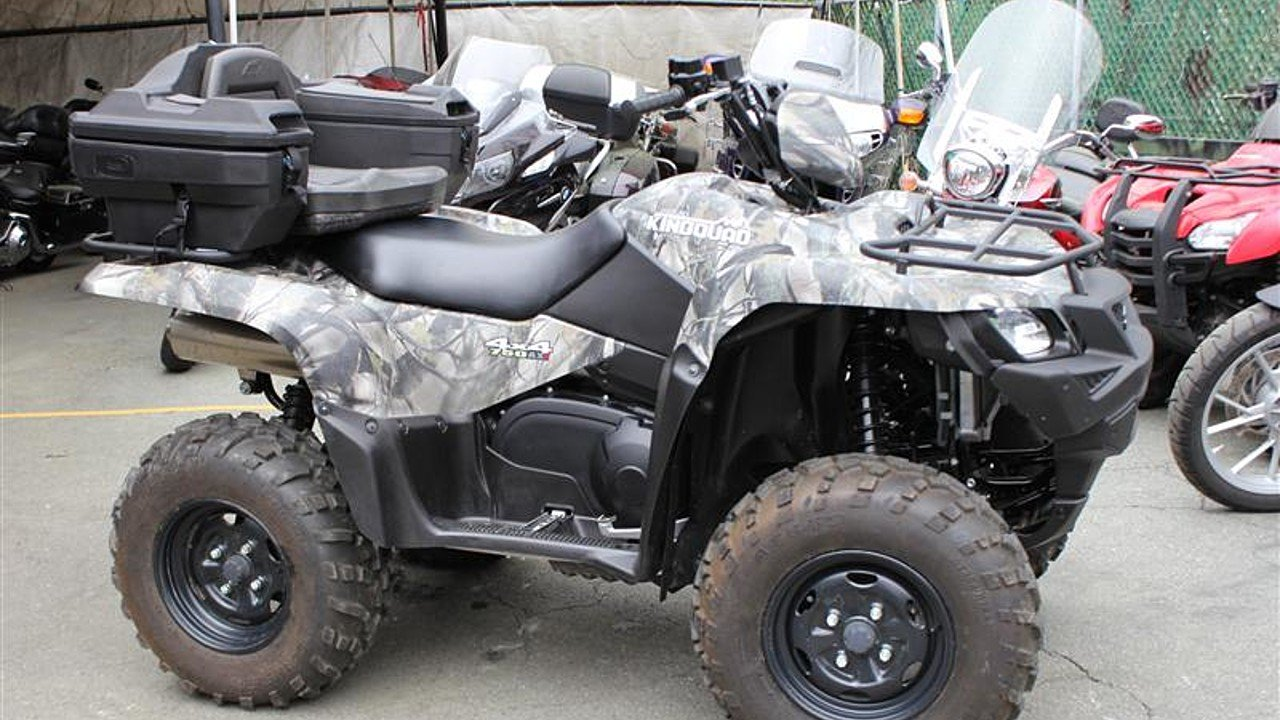 2016 Suzuki KingQuad 750 for sale 200549235