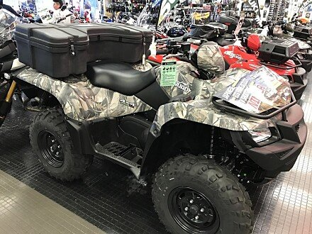2016 Suzuki KingQuad 750 for sale 200486009