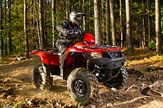 2016 Suzuki KingQuad 750 for sale 200496858