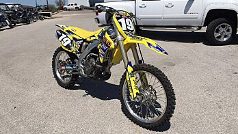 2016 Suzuki RM-Z250 for sale 200443094