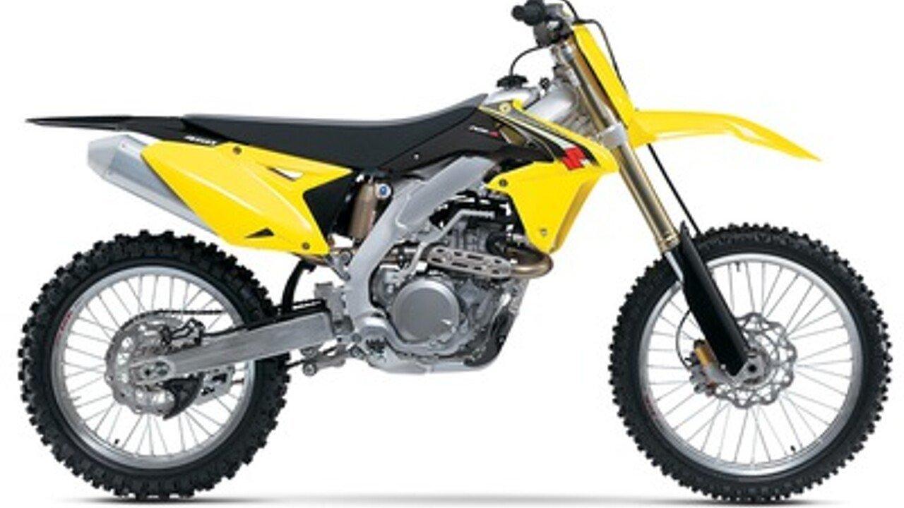 2016 Suzuki RM-Z450 for sale 200365583