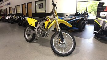 2016 Suzuki RM-Z450 for sale 200375861