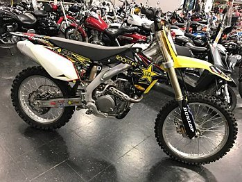 2016 Suzuki RM-Z450 for sale 200486055