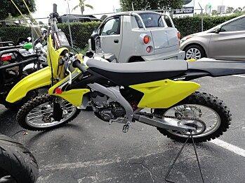 2016 Suzuki RM-Z450 for sale 200505388