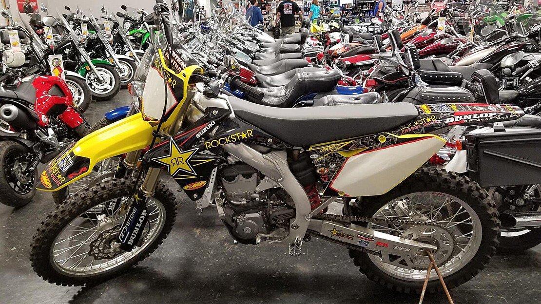 2016 Suzuki RM-Z450 for sale 200598918