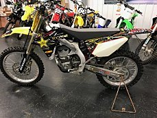 2016 Suzuki RM-Z450 for sale 200486055