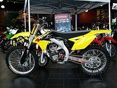 2016 Suzuki RM-Z450 for sale 200552952