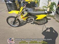 2016 Suzuki RM-Z450 for sale 200637449
