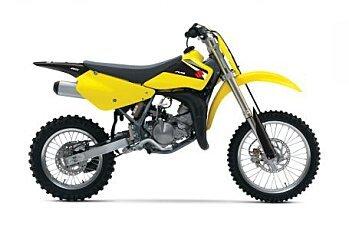 2016 Suzuki RM85 for sale 200359482