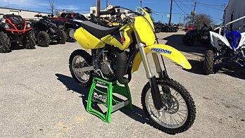 2016 Suzuki RM85 for sale 200402473