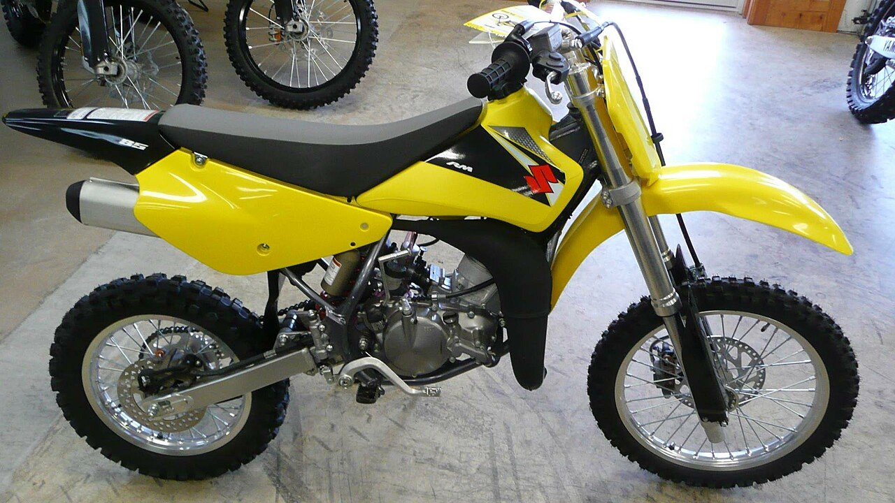2016 Suzuki RM85 for sale 200448251