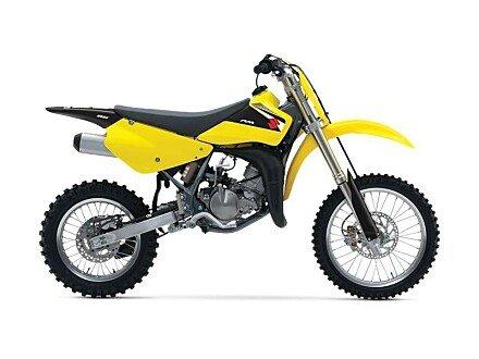 2016 Suzuki RM85 for sale 200556272