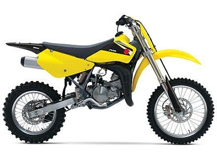 2016 Suzuki RM85 for sale 200593571
