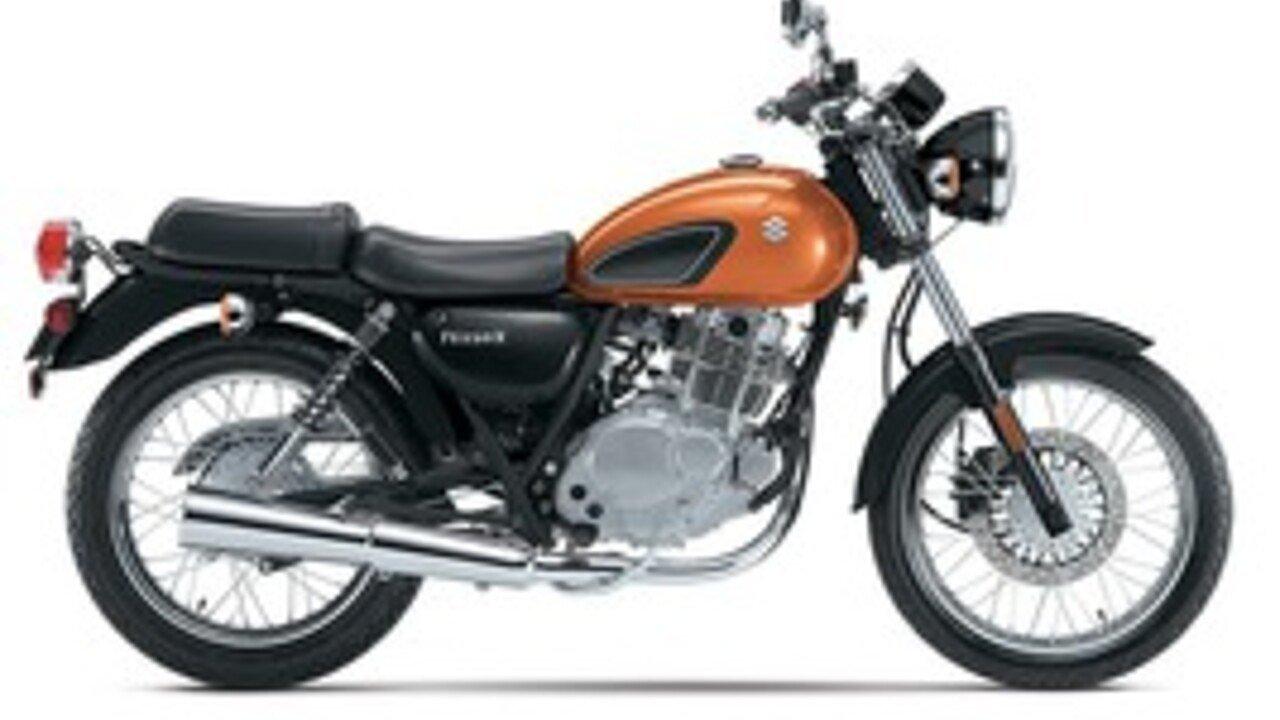 2016 Suzuki TU250X for sale 200365585