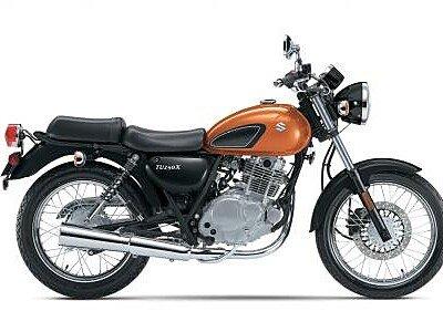 2016 Suzuki TU250X for sale 200475433