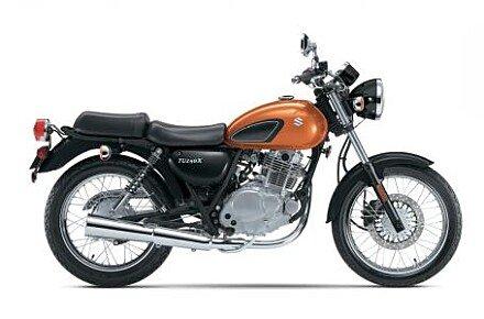 2016 Suzuki TU250X for sale 200482259