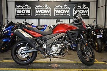 2016 Suzuki V-Strom 650 for sale 200520388