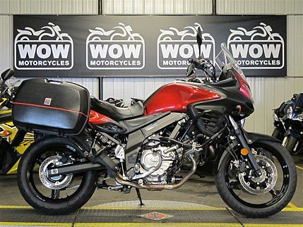 2016 Suzuki V-Strom 650 for sale 200422776