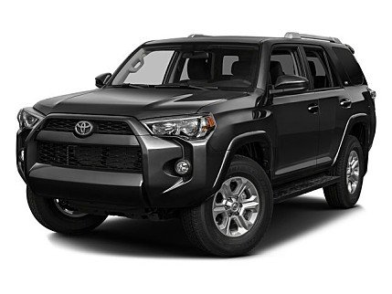 2016 Toyota 4Runner 4WD for sale 100914071