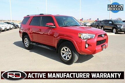 2016 Toyota 4Runner 4WD for sale 100961456
