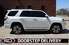 2016 Toyota 4Runner 4WD for sale 100968697
