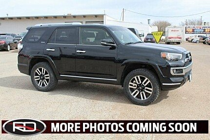 2016 Toyota 4Runner 4WD for sale 100970893