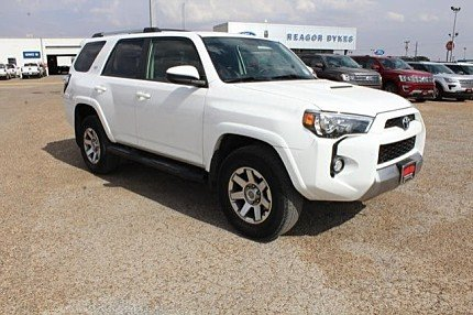 2016 Toyota 4Runner 4WD for sale 100983382