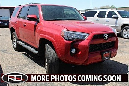 2016 Toyota 4Runner 4WD for sale 100984127