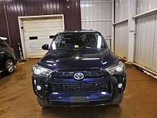 2016 Toyota 4Runner 4WD for sale 100985881