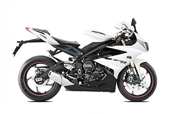 2016 Triumph Daytona 675 for sale 200339566