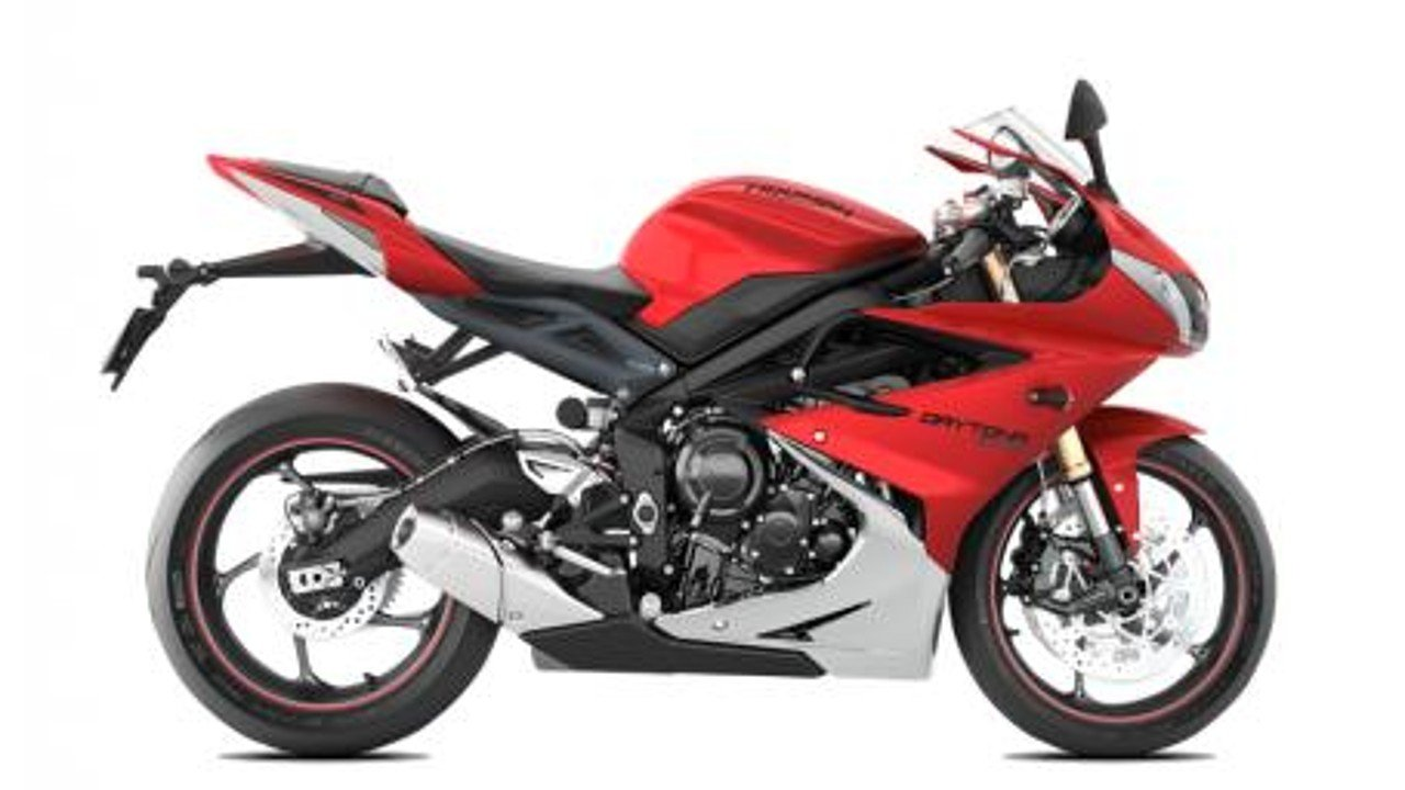 2016 Triumph Daytona 675 for sale 200419724