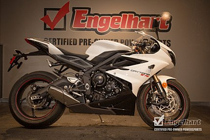 2016 Triumph Daytona 675 for sale 200552640