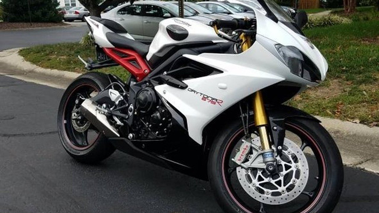 2016 Triumph Daytona 675R for sale 200492852