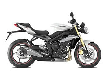 2016 Triumph Street Triple for sale 200482181